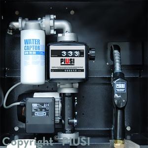 ST Box 56 met telwerk en automatisch afslagpistool zonder filter