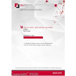 SSM 2.0 Suite Software WEB