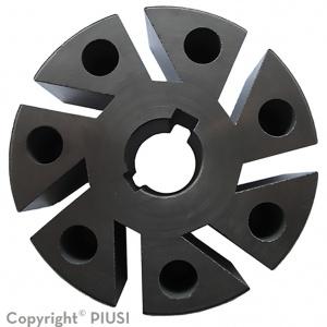 Rotor voor E120
