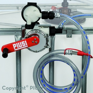 Piusi Hand Pump IBC Kit met filter