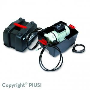 Piusibox Car Suction AdBlue®