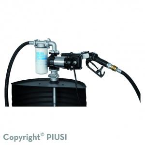 EX50 Drum 12V waterafscheider AP