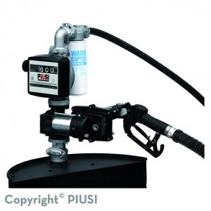 EX50 Drum 12V K33 Atex, waterfilter AP