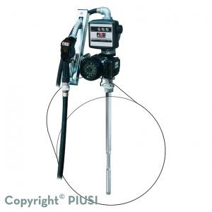 Drum Panther 56 met mechanisch telwerk en automatisch afslagpistool