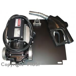 STE 120 met automatisch afslagpistool