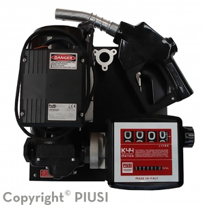 STE 80 met telwerk en automatisch afslagpistool
