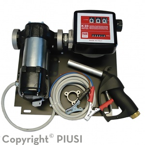 ST BiPump 24V met telwerk en automatisch afslagpistool