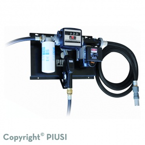 ST Panther 72 met filter H2O, telwerk K33 en automatisch afslagpistool