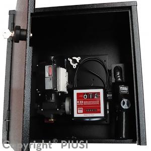 STE Box 120 met telwerk en automatisch afslagpistool zonder filter