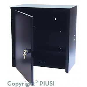 Metal Box Piusi