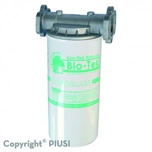BioFuel filter 100 l/min met filter hoofd
