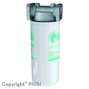 BioFuel filter 70 l/min met filter hoofd