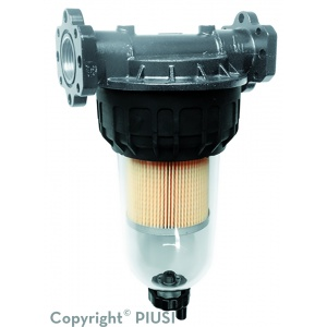 Clear Captor filter 100 l/min.