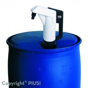 SuzzaraBlue Hand Pump 2″