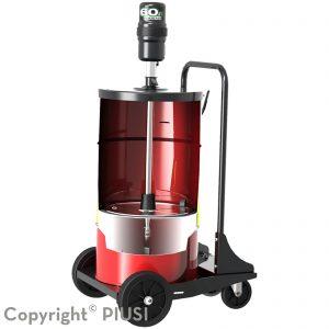 Luftdruck Pumpen für Fett
