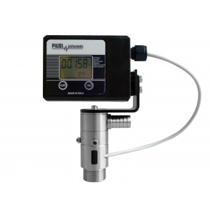 Turbine meter 90° inox met Pulse out  AdBlue®