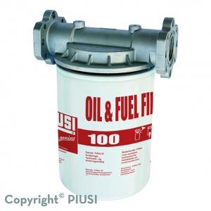 Vuilfilter met filterkop 100 l/min